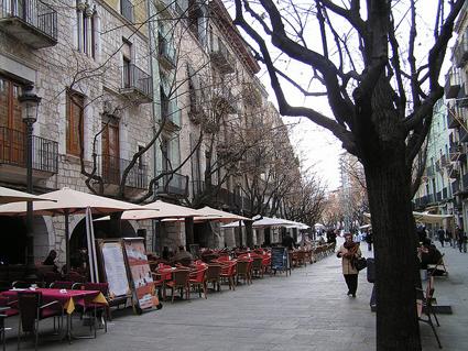 Girona La Rambla Llibertat Di De vn8w0Nm